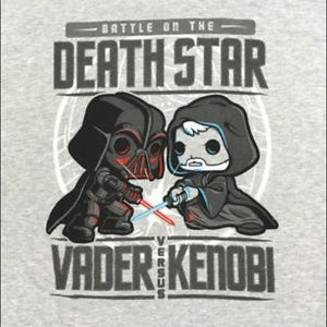 Funko Smuggler's Bounty Exclusive Death Star Shirt